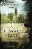 AP Expository Writing for A Separate Peace ch 9-11