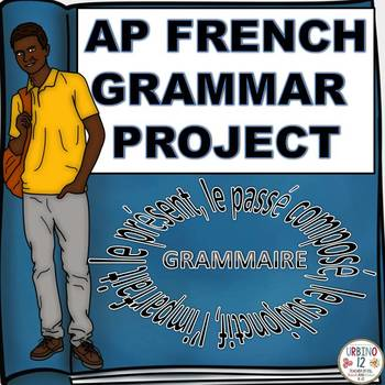 AP FRENCH Grammar Review Project