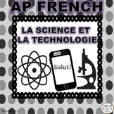 AP French Theme Posters Science and Technology