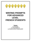 AP French Writing Prompts