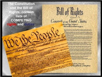 Civil Liberties (Bill of Rights)  Flipped Unit (Bundle)