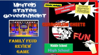 AP Gov - Review - Play Family Feud