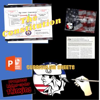 AP Gov United States Constitution Flipped Unit -updated