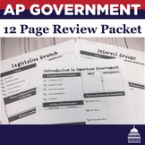 AP Government and Politics Review