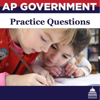 AP Government Practice Questions