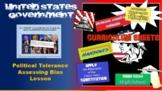 American Government Political Tolerance Lesson