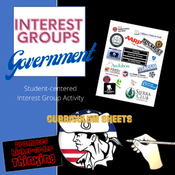 AP Government (Analyzing Interest Groups in the United States) High Interest