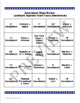 AP Government Bingo: Landmark Supreme Court Cases and Amendments
