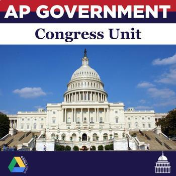 AP Government:  Congress Unit