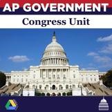 AP Government and Politics  Congress Unit