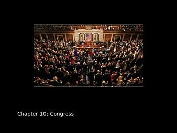 AP Government Congress Unit PowerPoint