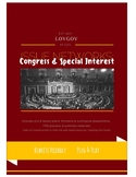 AP Government Congress and Special Interest Unit
