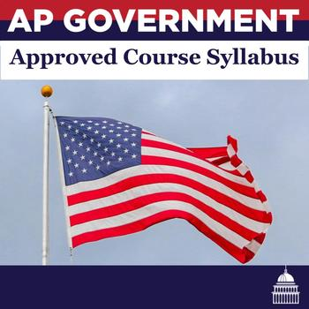 AP U.S. Government and Politics Course Audit Syllabus