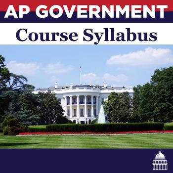 AP Government Course Syllabus
