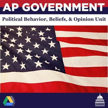 AP Government:Political Behavior and Opinion Unit