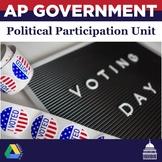 AP Government Political Participation Unit | Political Parties