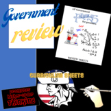 AP Government REVIEW SHEETS - Crunch Time (Formula for Greatness)