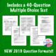 Elections, Interest Groups, and Media Test (For AP® Government course)