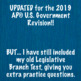 Legislative Branch Test (For use in AP* Government course)