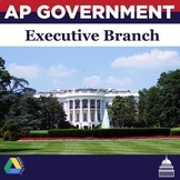 AP Government and Politics The Executive Branch Unit