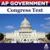 AP Government: Congress Test