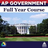 AP Government and Politics Course | Full Year