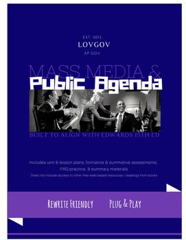 AP Government and Politics Media Unit