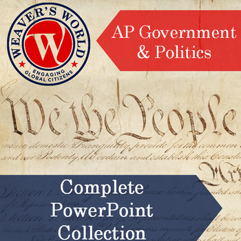 AP Government and Politics Curriculum PowerPoint Collection