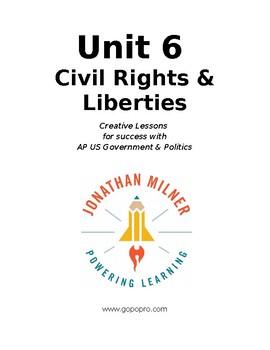 AP Government and Politics - UNIT 6 - Civil Liberties