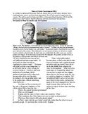AP Greece: Views of Greek Government DBQ