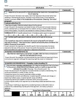 Samples compare and contrast essay