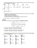 AP/Honors Physics 1D kinematics Test