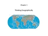 AP Human Geography- Basic Concepts PPT.