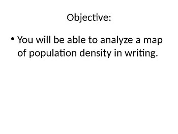 AP Human Geography Chapter 2: Demography and Population Powerpoint