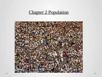 AP Human Geography- Population PPT.