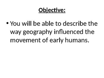 AP Human Geography  Chapter 3 Migration Powerpoint