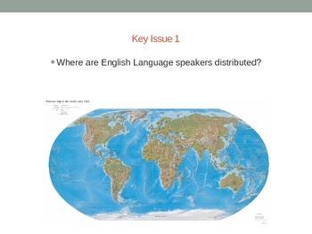AP Human Geography-Language PPT.