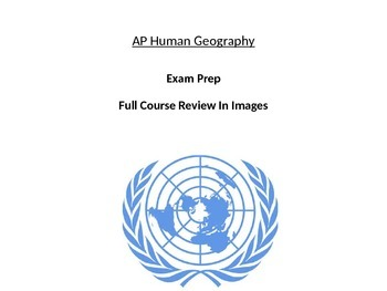 AP Human Geography Course Review by Image