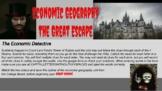 AP Human Geography Economic Escape Room
