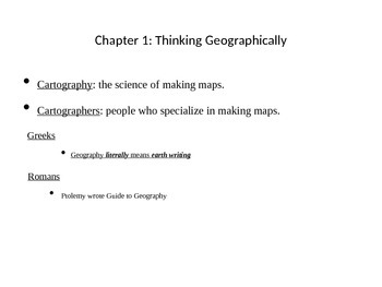 AP Human Geography Full Course Review