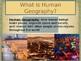 AP Human Geography Intro Activity