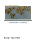 AP Human Geography - Population Guided Notes and PowerPoints