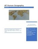 AP Human Geography - Population Supplemental Activities