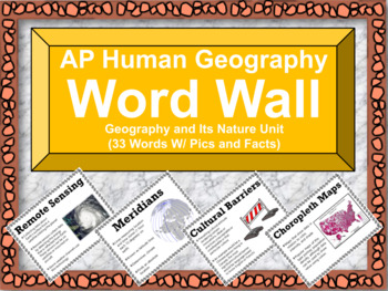 history of human geography