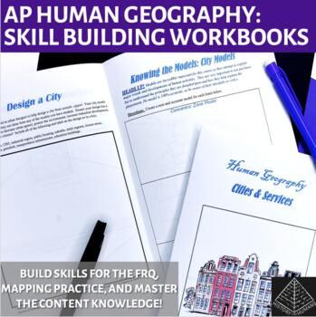 AP Human Geography Workbooks: Bundle All Units!
