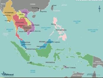 AP - IB Cold War in Asia/Vietnam Powerpoint (1953 - 1968)