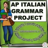 AP ITALIAN Grammar Review Project