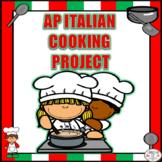 AP Italian Cooking Project