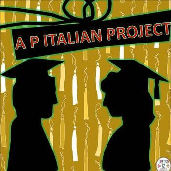AP Italian Post Exam Project