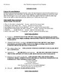 AP Language Argument Essay Outline
